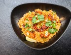 Photo ARROZ CON POULPE - Inka