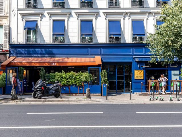 Inka + Mezcaleria en Terrasse 1K PARIS