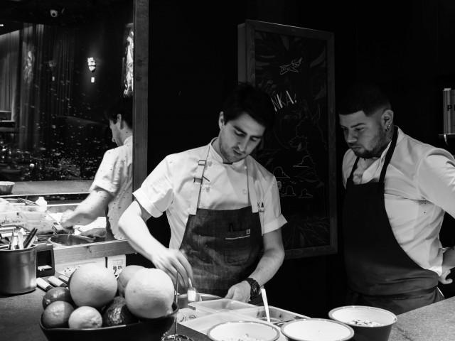 Inka + Mezcaleria en Terrasse La convivialité en cuisine