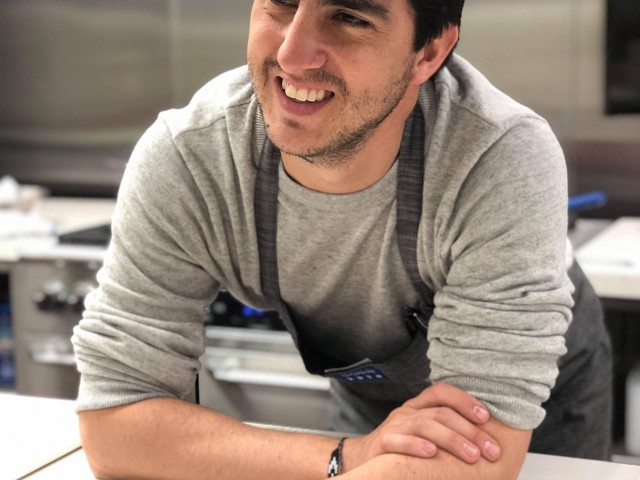 Inka + Mezcaleria Notre Chef Juan Carlos Récamier